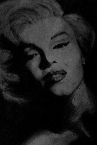 Marilyn Monroe par EssereFelice